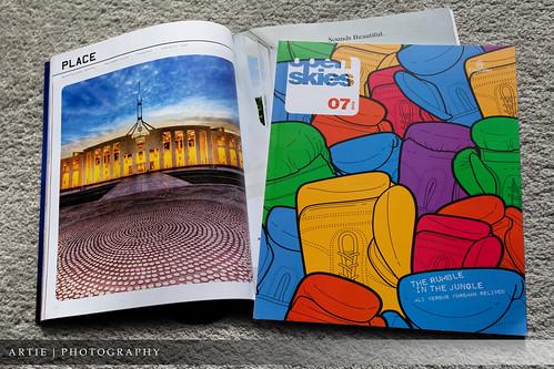 .:: Emirates' Inflight Magazine - Open Skies | Publication ::.
