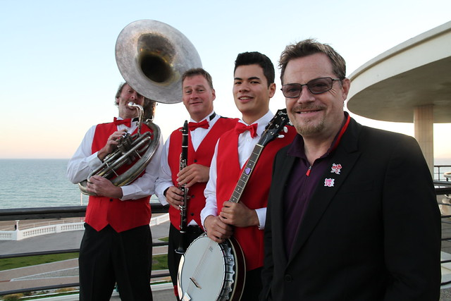 Silk Street Jazz with Eddie Izzard