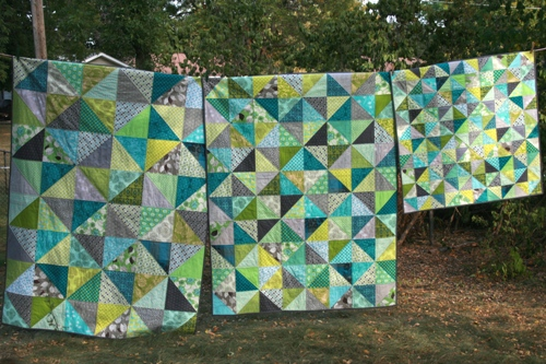 Three Little Bears Quilts