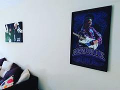 The Daft - Hendrix wall.