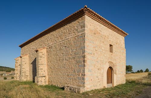 ermita de San Roque, Valdecuencas (Teruel)