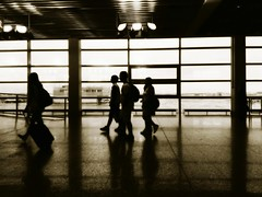 Silhuettes Travel Travel Photography Airport