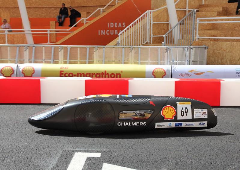 Shell Eco Marathon, London 2016