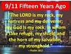 9-11 Fifteen Years Ago