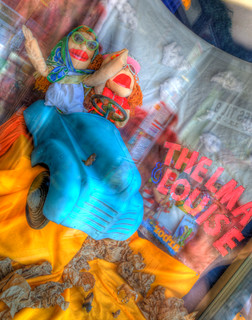 HDR Thelma & Louise Window Display