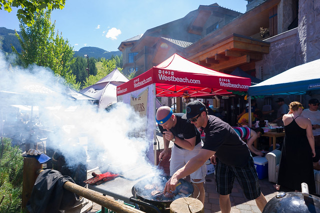 BBQ Championships in Creekside