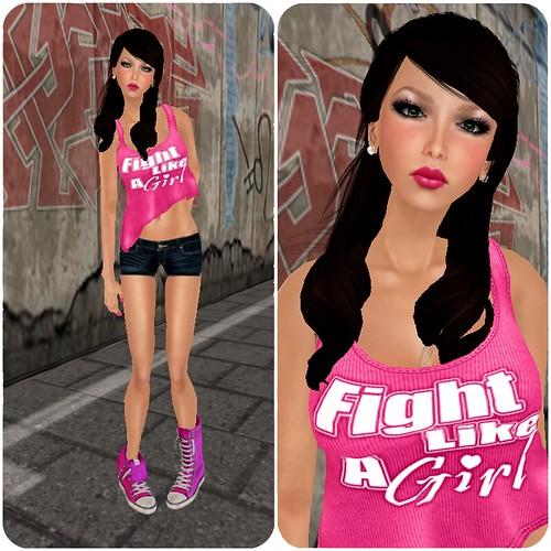 like a girl