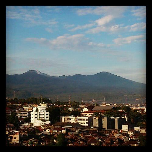 Overlooking Manado