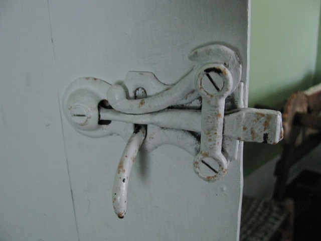 Door Latch Definition Meaning