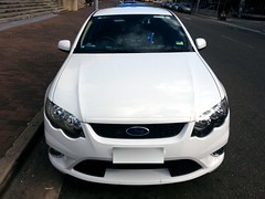 automobile, automotive exterior, vehicle, ford fg falcon, ford motor company, bumper, ford, ford falcon (australian version), land vehicle, luxury vehicle,