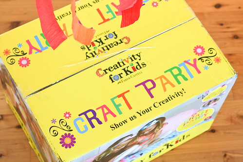 Creativity for Kids Party