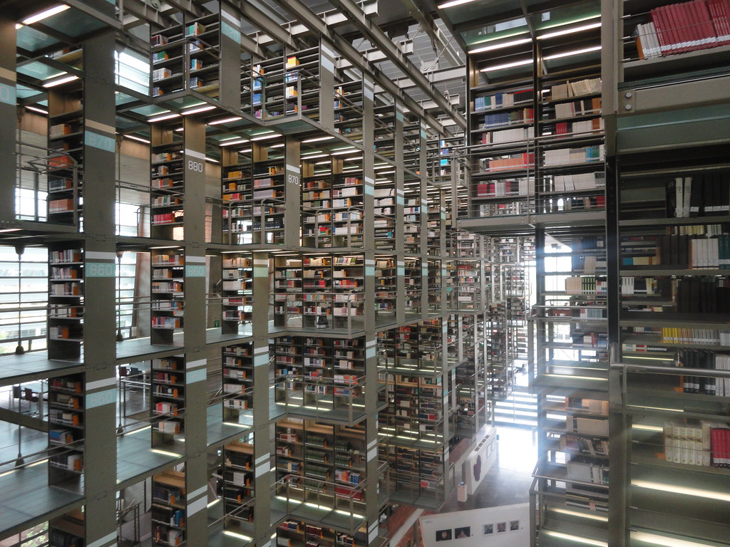 Biblioteca Vasconcelos México 05