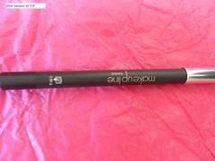 crayon yeux  silver effect gris foncé makeupline