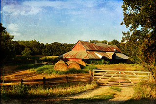Cherokee County Barn