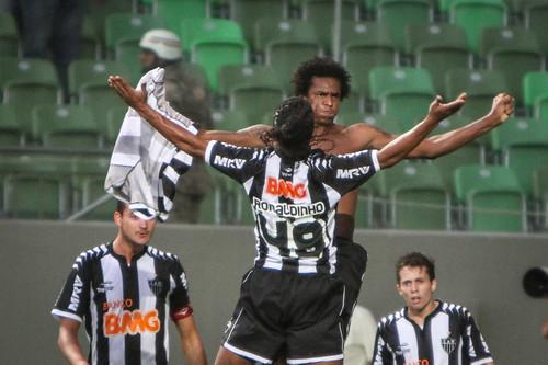 Atlético x Vasco 12.08.2012