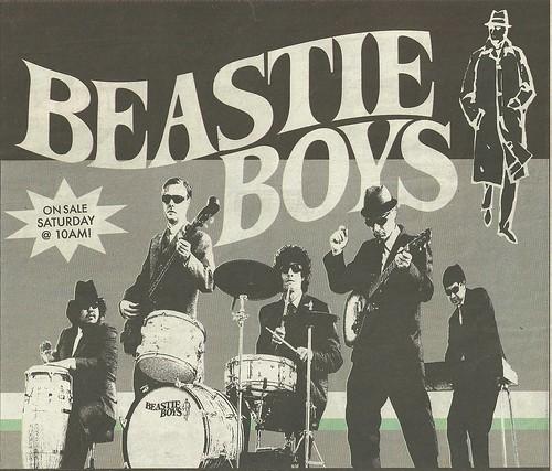 08-10-07 Beastie Boys @ Hammerstein Ballroom, NYC, NY (Top)