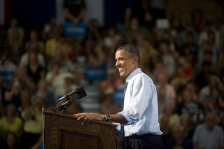 President Obama in Fort Collins