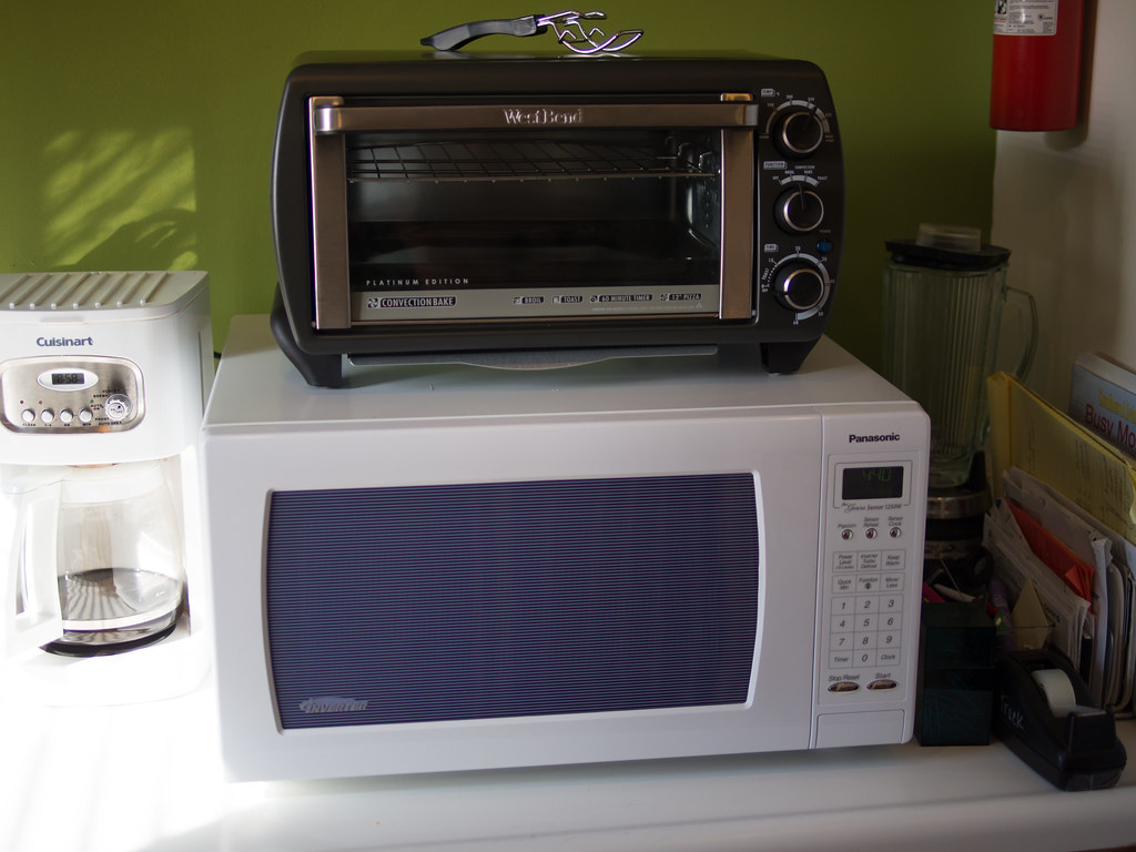 Microwave And Toaster In 1 ~ Microwave toaster oven combo