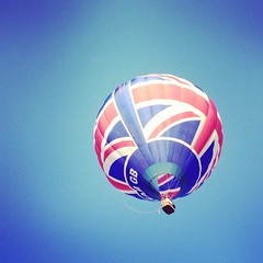 Team GB Balloon