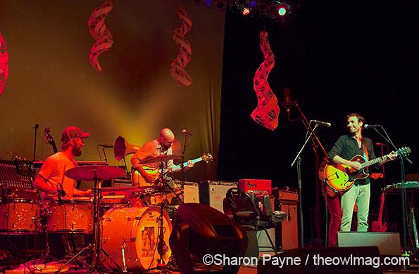 Andrew Bird @ The Greek Theatre, LA 8/12/12