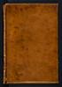 Binding of Pius II, Pont. Max.: De duobus amantibus Euryalo et Lucretia