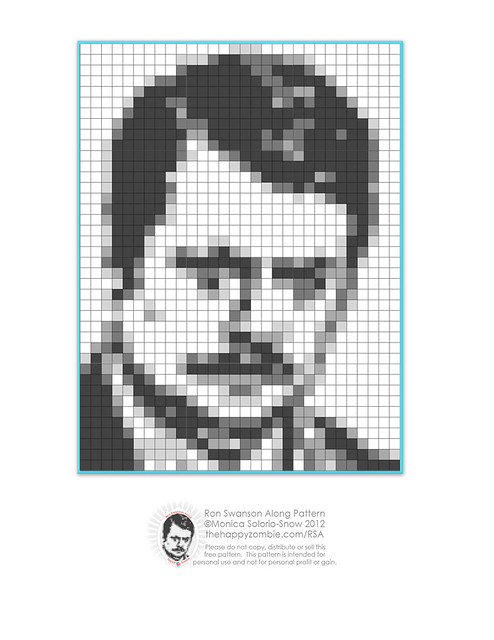 The Ron Swanson Along - Day 12