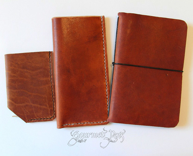 Business Notebook Cover Leather Notebook Cover