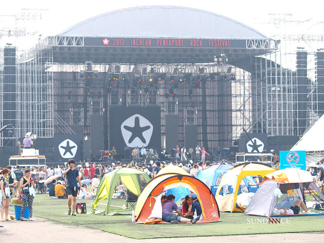 2012 Pentaport Rock Festival