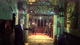 Hitman Absolution - Contracts - Elevatorkill
