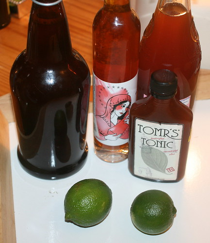 Group 3: Syrups & Such