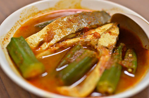 Asam Ikan/Spicy Sour Fish Stew