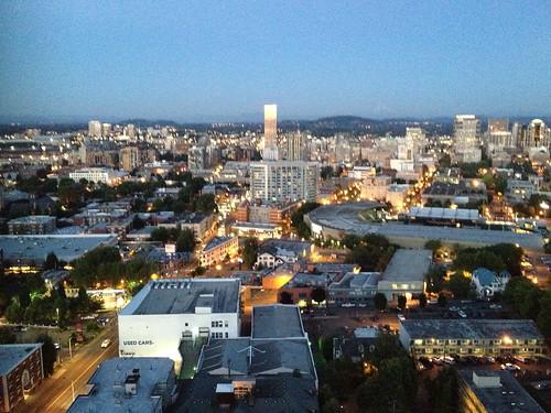 Downtown Portland