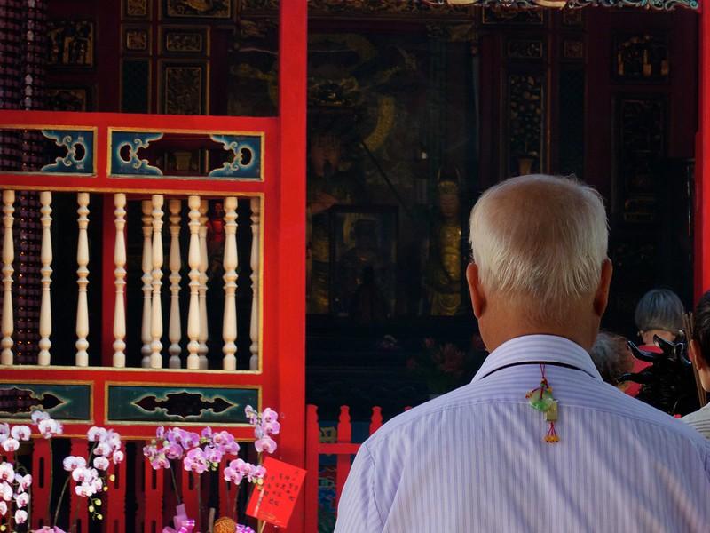 2012 台湾旅行 pray...