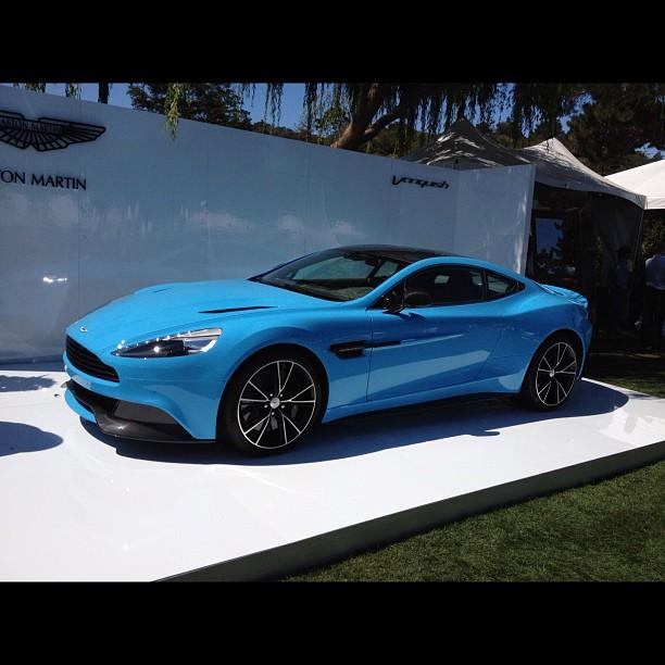 2012 - [Aston Martin] Vanquish [310] - Page 3 7805048572_e807b5c868_o