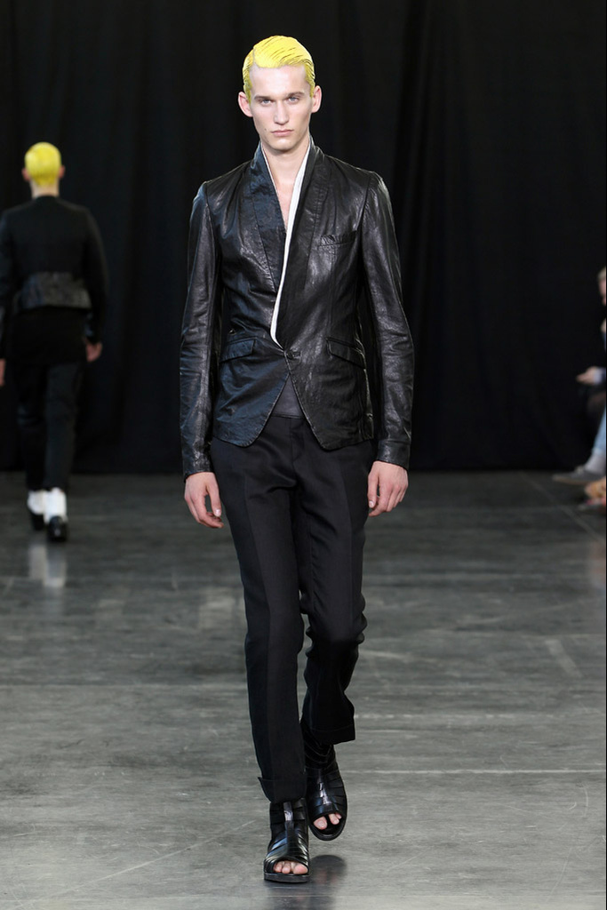 Dennis Jager3064_SS12 Paris Songzio(Homme Model)