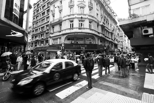 Viamonte street