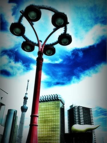 空へ / To the sky