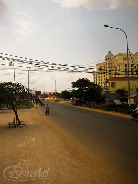 Casinos at Bavet, Cambodia