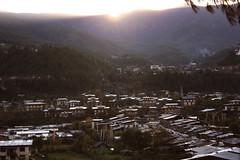 Bumthang Valley at Dusk