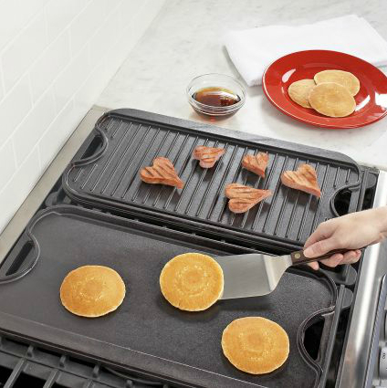 GRIDDLE GRILL PAN