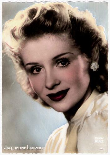 Jacqueline Laurent