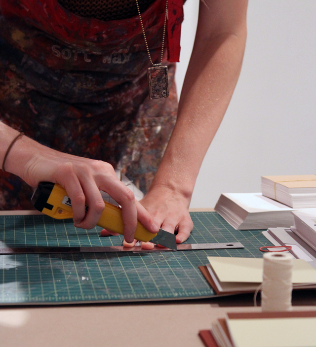 bookmaking class