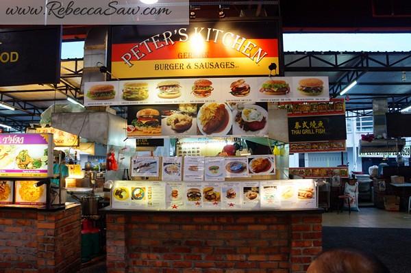 peter's kitchen pork burger - asia cafe puchong-014