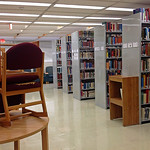 Strozier Library stacks