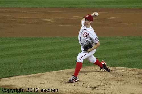 Strasburg Delivers