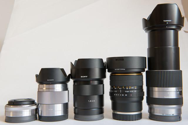7839956452 a21646d82f z Tamron 18 200 para Sony NEX
