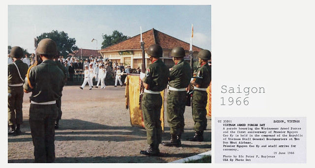 Saigon 1966 - ngày quân lực (1)