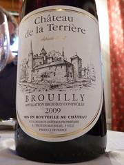 France 2012 – Brouillard