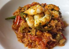 produce(0.0), meal(1.0), vegetable(1.0), thai food(1.0), seafood(1.0), food(1.0), dish(1.0), cuisine(1.0), jambalaya(1.0),