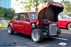Original Mini w/ Honda K20 engine